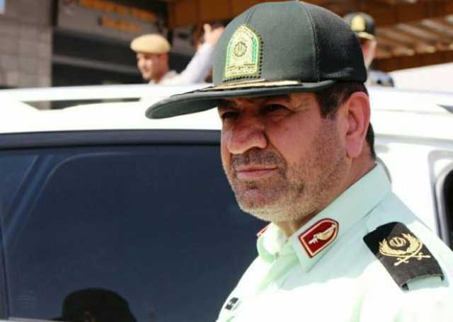 امنیت مناطق سیل زدگان خوزستان برقرار است