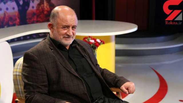 گریه قاضی پور نماینده مجلس، در مقابل دوربین پخش زنده صدا و سیما! + فیلم