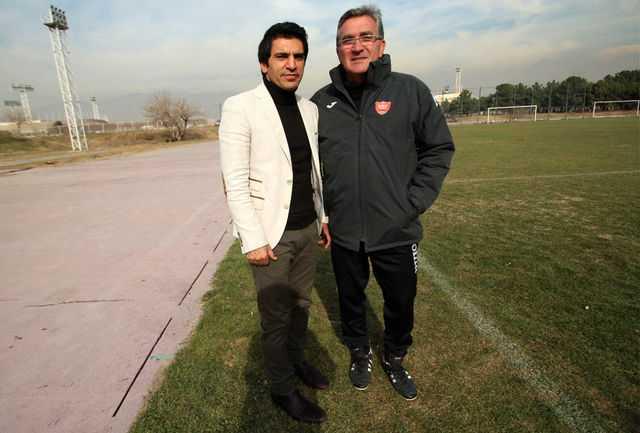 جادوگر فوتبال ایران عصای دستش را به ویلموتس نداد