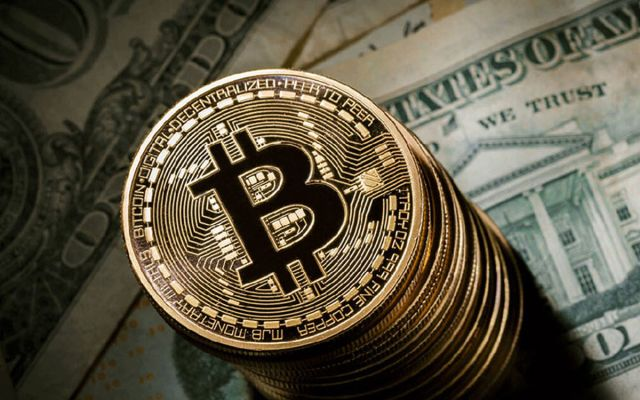 قیمت بیت کوین به زیر ۴۴ هزار دلار سقوط کرد