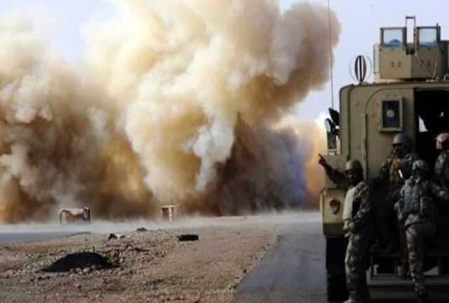 حمله جدید به کاروان لجستیک ارتش آمریکا