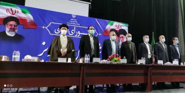 مسائل و مشکلات چهار شهرستان شمال شرق فارس بررسی شد