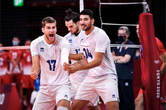 پیروزی راحت فرانسه مقابل تونس