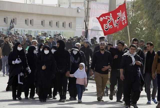 تردد بیش از 196 هزار نفر در ایام محرم از مرز مهران