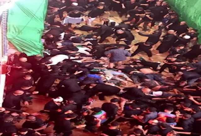 توضیحات رئیس مرکز پزشکی حج و زیارت جمعیت هلال احمر درباره فوت یک ایرانی در حادثه دیروز کربلا / اسامی یک کشته و مجروحان حادثه کربلا اعلام شد +فیلم