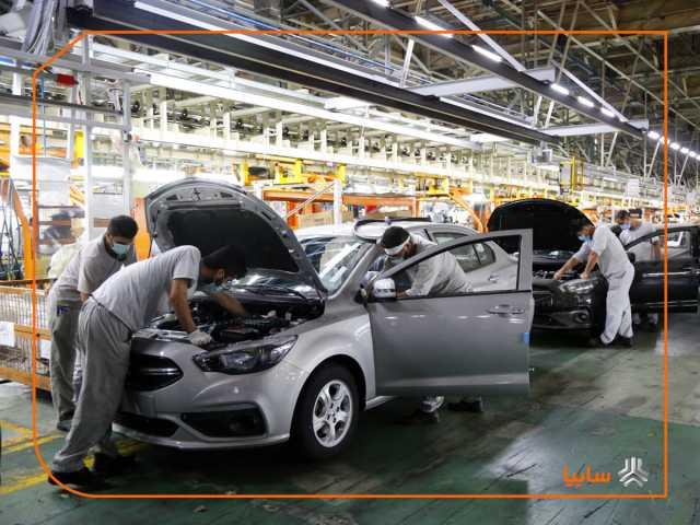 تکمیل و تجاری سازی ۲۳هزار دستگاه از محصولات سایپا همزمان با تعطیلات تابستانی خودروسازان