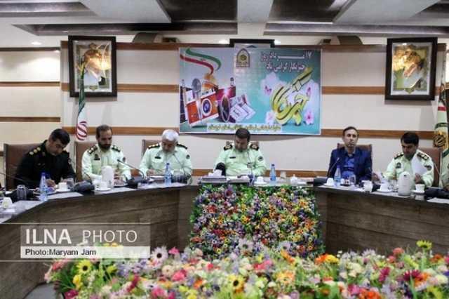 رتبه اول خوزستان در کشف سلاح برای ۲ سال پیاپی در کشور ۱۳ درصد کاهش جرائم خشن در استان