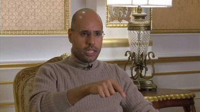 پسر قذافی کاندیدای انتخابات ریاست جمهوری لیبی می شود